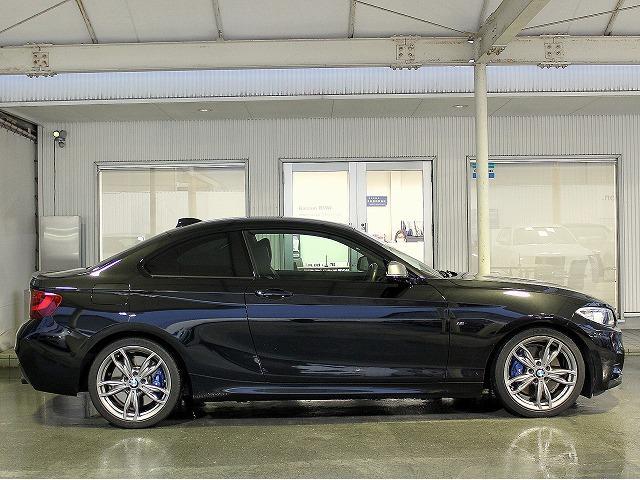 BMW BMW M235iクーペ黒革18AWPサポート車線逸脱