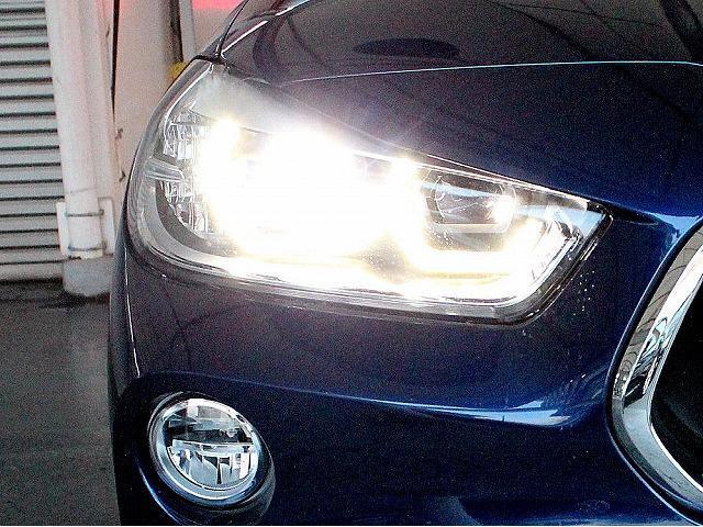 sDrive 18i MスポーツX LED スマートキー(9枚目)