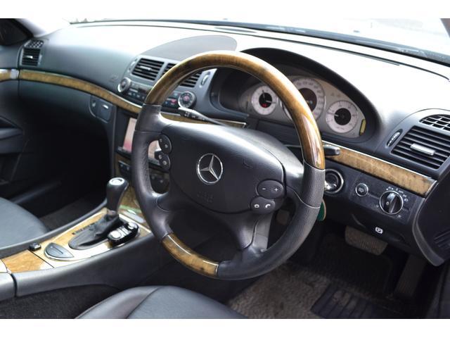 メルセデス・ベンツ M・ベンツ E320 CDI アバンギャルド HDDナビフルセグ 黒革