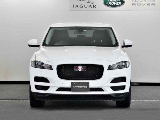 ジャガー ジャガー Fペース 20d プレステージ 4WD