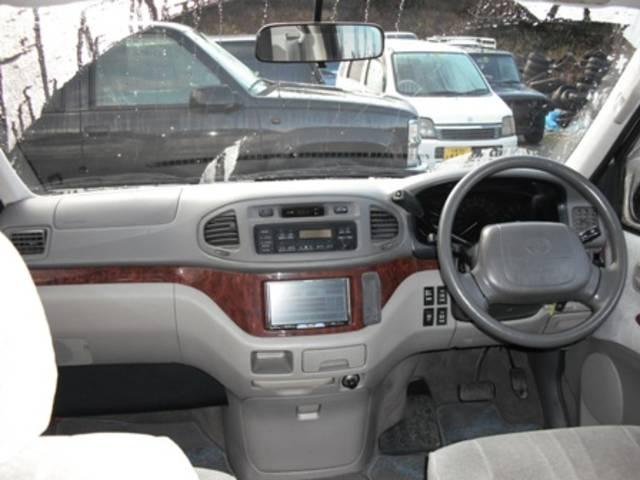 トヨタ レジアス G EXパッケージ 自動スライドドア