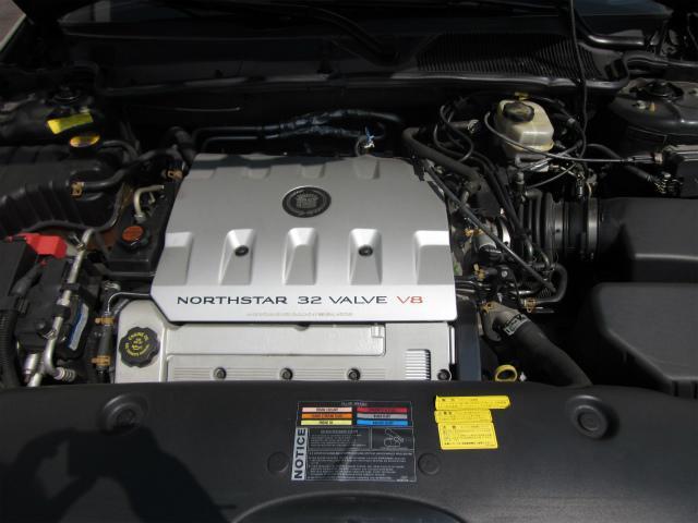 4.6リットルノーススターエンジン