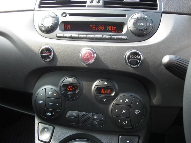 アバルト アバルト アバルト595 コンペティツィオーネ 登録済未使用車