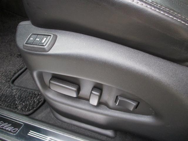 キャデラック キャデラック SRXクロスオーバー プレミアム ワンオーナー HDDナビ