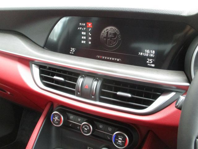 Apple CarPlay/Android Auto対応の純正オーディオ