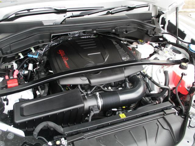 2リットルターボエンジン