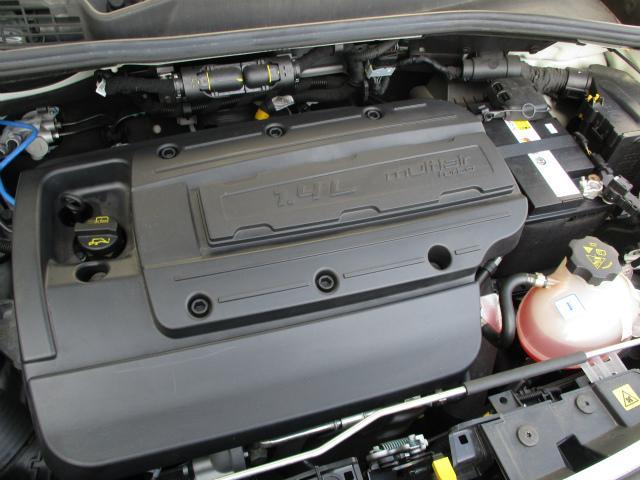 1.4リットルターボエンジン