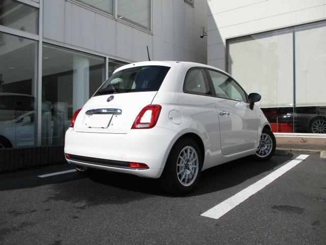 「フィアット」「フィアット 500」「コンパクトカー」「岡山県」の中古車2
