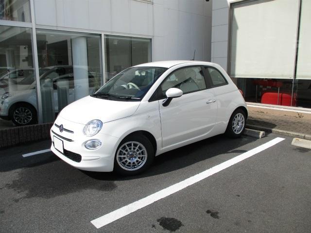 「フィアット」「フィアット 500」「コンパクトカー」「岡山県」の中古車4
