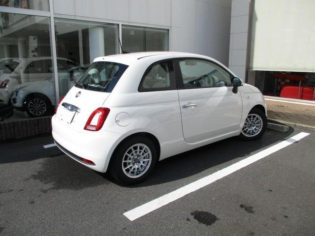 「フィアット」「フィアット 500」「コンパクトカー」「岡山県」の中古車5