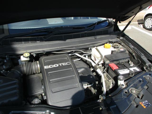 2.4リットルエンジン
