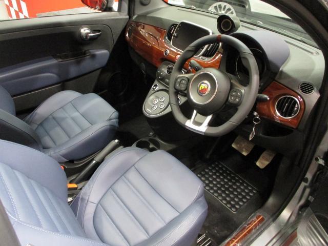 「アバルト」「695C リヴァーレ」「コンパクトカー」「岡山県」の中古車3