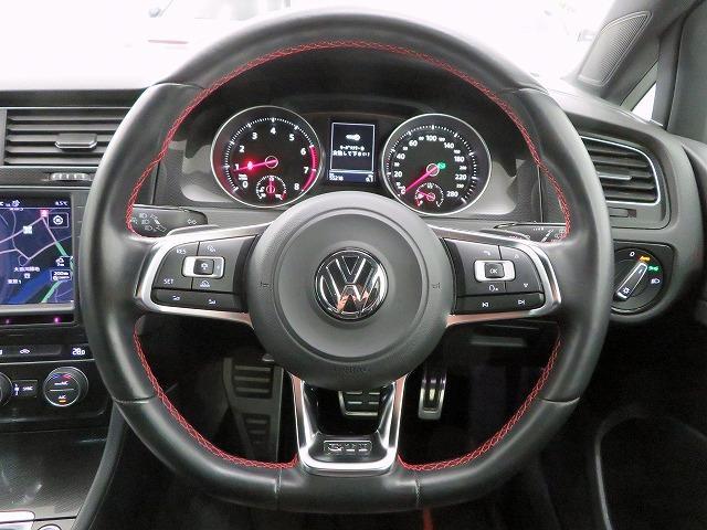 「フォルクスワーゲン」「VW ゴルフGTI」「コンパクトカー」「広島県」の中古車10