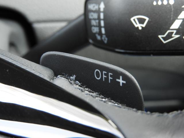 ■パドルシフト ドライバーはステアリングから手を離すことなくシフトチェンジができます。パドルシフトとDSGトランスミッションとの相乗効果で速攻のシフトチェンジが可能!!