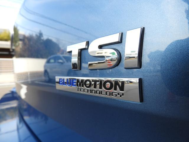 ■ブルーモーションテクノロジー ブレーキの静動力をバッテリーの充電に充てる回生ブレーキシステムとアイドリングストップ機能を搭載した先進のシステム。