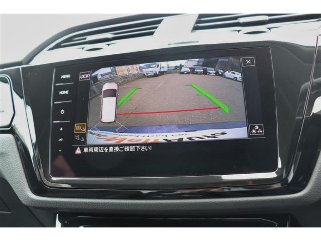 バックカメラも付いておりますので、駐車の際もスムーズに駐車することが出来ます!