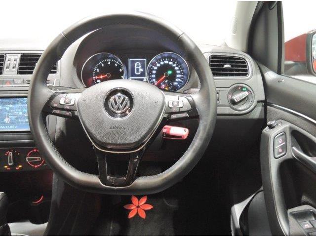 フォルクスワーゲン VW ポロ TSIコンフォートライン ナビ ETC RVC