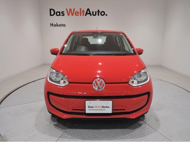 フォルクスワーゲン VW アップ! move up! 4Door