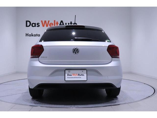 「フォルクスワーゲン」「VW ポロ」「コンパクトカー」「福岡県」の中古車3