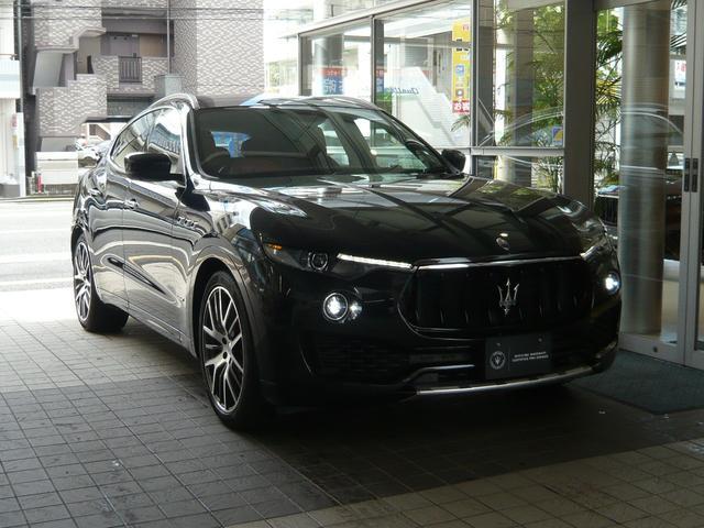 「マセラティ」「レヴァンテ」「SUV・クロカン」「広島県」の中古車6
