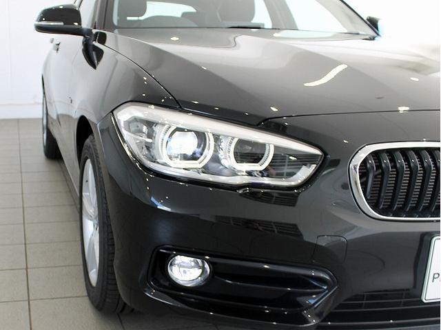 BMW BMW 118d スポーツ LEDライト パーキングサポートPKG