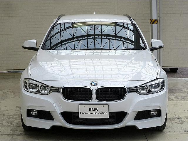 BMW BMW 320dツーリング Mスポーツ後期LEDACCAトランク