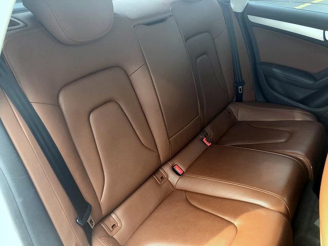 アウディ アウディ A5スポーツバック 2.0TFSIクワトロ ブラウンレザーシート シートヒーター