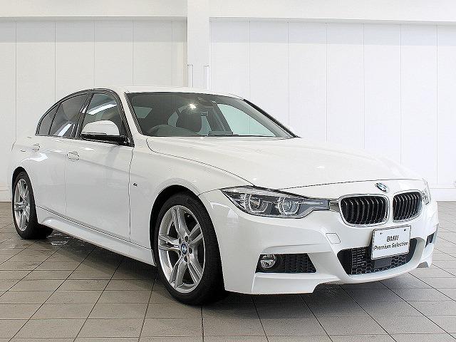 BMW BMW 320d Mスポーツ 後期 LEDライト ACC 18AW