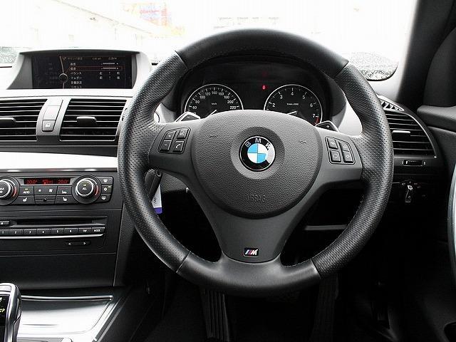 BMW BMW 135i MSport後期 ライトエレメント 黒革 18AW