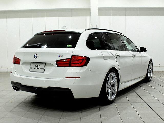 BMW BMW 523dツーリング Mスポーツ 2年保証 OP19AW