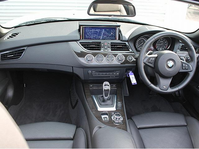 BMW BMW Z4 sDrive20i Mスポーツ 後期 OP19AW 黒革