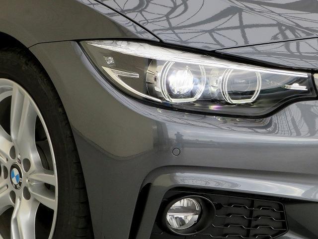 420iグランクーペ Mスピリット LEDヘッドライト 18AW リアPDC オートトランク コンフォートアクセス 純正ナビ フルセグ リアビューカメラ 純正ETC アクティブクルーズコントロール ストップ ゴー レーンチェンジ(9枚目)