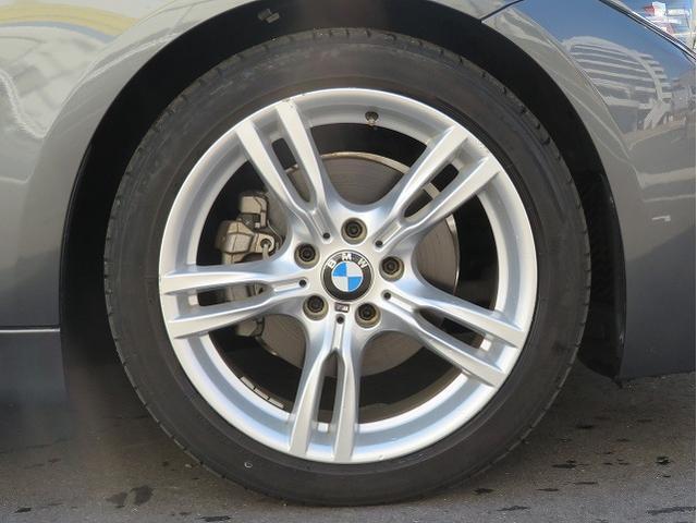318i Mスポーツ LEDヘッドライト 18AW リアPDC コンフォートアクセス iDriveナビ フルセグ リアビューカメラ レーンチェンジ&ディパーチャーウォーニング クルーズコントロール 認定中古車(49枚目)