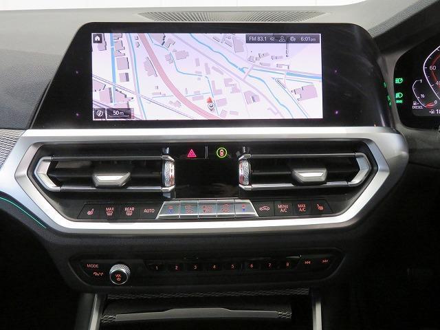 320d xDrive Mスポーツ コンフォートPKG LEDヘッドライト 18AW PDC オートトランク コンフォートアクセス シートヒーター 純正ナビ iDriveナビ トップ リアビューカメラ 純正ETC Aクルコン 認定中古車(9枚目)
