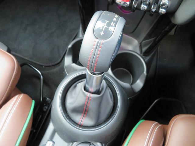クーパーSD 60イヤーズエディション LEDヘッドライト 17インチアルミ PDC レザーシート 純正ナビ iDriveナビ リアビューカメラ 純正ETC アクティブ クルーズ コントロール ストップゴー クリーンディーゼル 認定中古車(18枚目)