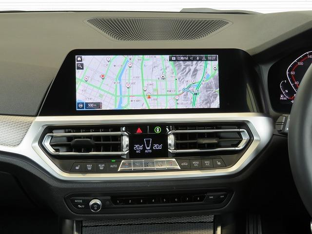 320d xDrive Mスポーツ MS LEDヘッドライト 18AW PDC コンフォートアクセス シートヒーター 純正ナビ iDriveナビ リアビューカメラ 純正ETC アクティブクルーズコントロール 車線逸脱 認定中古車(7枚目)
