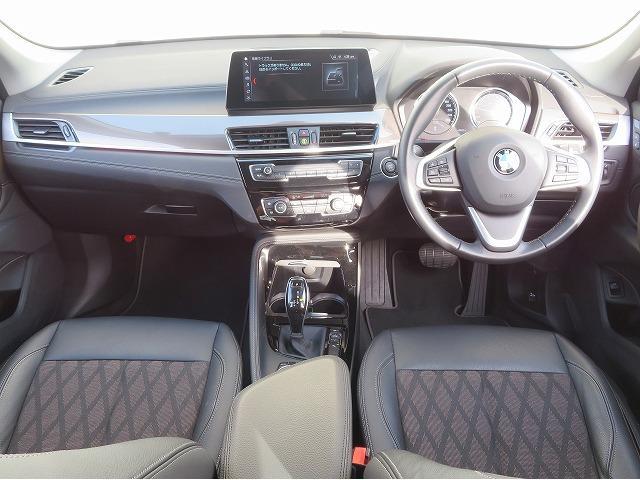 sDrive 18i xライン コンフォートPKG LEDヘッドライト 18AW PDC オートトランク 純正ナビ Bカメラ アクティブクルーズコントロール ストップ&ゴー レーンディパーチャーウォーニング 認定中古車(3枚目)
