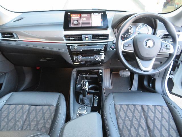 sDrive 18i xライン コンフォートPKG LEDヘッドライト 18AW PDC オートトランク コンフォートアクセス 純正ナビ iDriveナビ リアビューカメラ 純正ETC レーンディパーチャーウォーニング 認定中古車(3枚目)