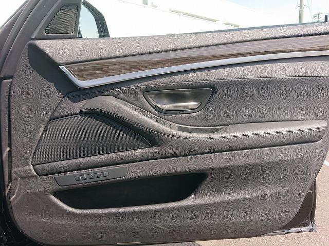 523iラグジュアリー ST Sportサス LEDライト 20AW サンルーフ 黒革 フルセグ Bカメラ アクティブクルーズコントロール ストップ&ゴー レーンチェンジウォーニング 認定中古車(23枚目)