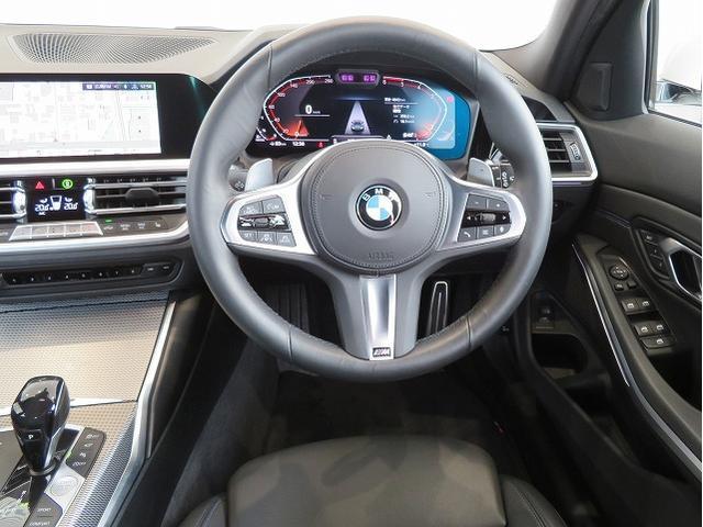 320d xDriveツーリング Mスポーツ コンフォートPKG LEDヘッドライト 18AW PDC オートトランク コンフォートアクセス シートヒーター 純正ナビ iDriveナビ トップ リアビューカメラ 純正ETC Aクルコン 認定中古車(4枚目)