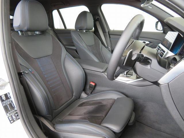 320d xDriveツーリング Mスポーツ コンフォートPKG LEDヘッドライト 18AW PDC オートトランク コンフォートアクセス シートヒーター 純正ナビ iDriveナビ トップ リアビューカメラ 純正ETC Aクルコン 認定中古車(5枚目)