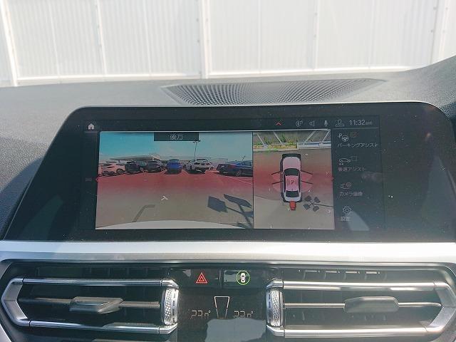 320d xDrive Mスポーツ LEDヘッドライト 18AW PDC コンフォートアクセス シートヒーター 純正ナビ iDriveナビ トップ リアビューカメラ 純正ETC アクティブ クルーズ コントロール 車線逸脱 認定中古車(7枚目)