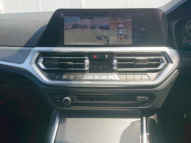 320d xDrive Mスポーツ LEDヘッドライト 18AW PDC コンフォートアクセス シートヒーター 純正ナビ iDriveナビ トップ リアビューカメラ 純正ETC アクティブ クルーズ コントロール 車線逸脱 認定中古車(11枚目)