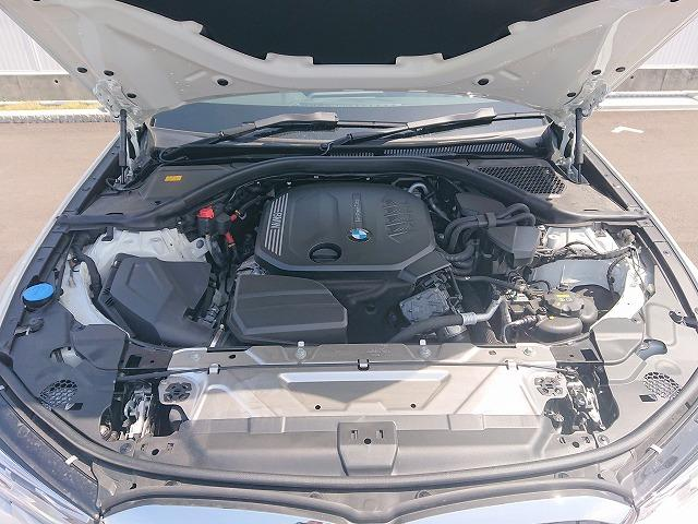 320d xDrive Mスポーツ LEDヘッドライト 18AW PDC コンフォートアクセス シートヒーター 純正ナビ iDriveナビ トップ リアビューカメラ 純正ETC アクティブ クルーズ コントロール 車線逸脱 認定中古車(22枚目)