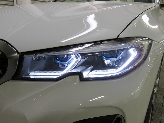 M340i xDrive パーキングアシストプラス レーザーライト 19AW 黒革 純正ナビ フルセグ ヘッドアップディスプレイ ハーマンカードンサラウンドシステム アクティブクルーズコントロール 認定中古車(39枚目)
