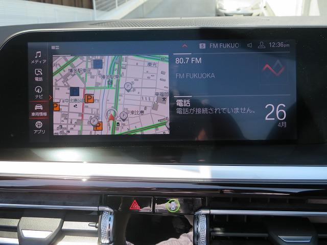 M40i LEDヘッドライト 19AW PDC コンフォートアクセス ブラックレザー 純正ナビ リアビューカメラ ヘドアップディスプレイ 純正ETC アクティブ クルーズ コントロール 車線逸脱 認定中古車(7枚目)