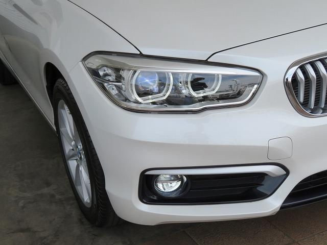 118d スタイル コンフォートPKG LEDヘッドライト 16AW パーキングサポートPKG リアPDC コンフォートアクセス 純正ナビ iDriveナビ リアビューカメラ アクティブクルーズ コントロール 認定中古車(25枚目)