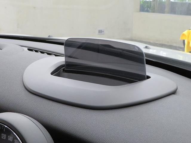 クーパーSD LEDヘッドライト 17AW ブラックルーフ コンフォートアクセス マルチファンクション 純正ナビ iDriveナビ リアビューカメラ HUD 純正ETC アクティブクルーズ コントロール 認定中古車(9枚目)