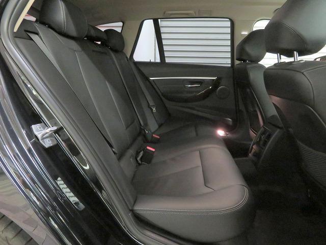 320iツーリング ラグジュアリー LEDヘッドライト 17AW リアPDC オートトランク レザーシート ブラックレザー 純正ナビ リアビューカメラ アクティブ クルーズ コントロール ストップ ゴー レーンチェンジ 認定中古車(6枚目)