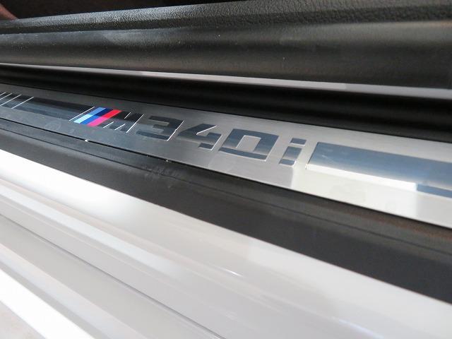 M340i xDrive レーザーライト 19AW PDC 黒革 パーキングアシストプラス 純正ナビ iDriveナビ 地デジ フルセグ HUD 純正ETC アクティブ クルーズ コントロール レーンチェンジ 認定中古車(33枚目)